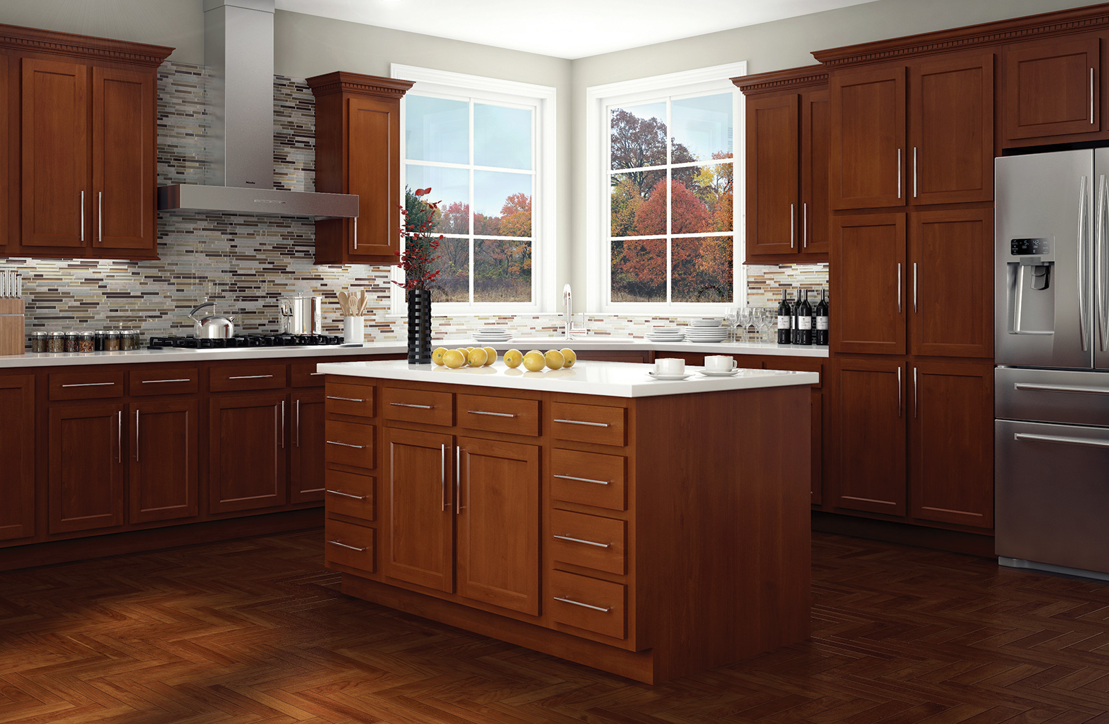 Cabinets asian granite cabinet for Quality kitchen cabinets